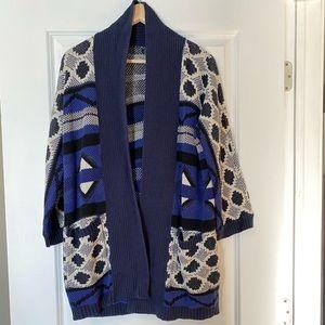 3 / $30! ♡ Lucky Brand Knit Cardigan